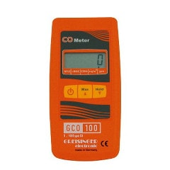 GCO100 Carbon Monoxide (CO) Meter